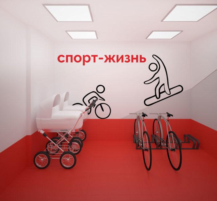 ЖК Олимпийский